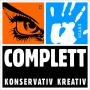 COMPLETT - COMPuter+LETTer Logo