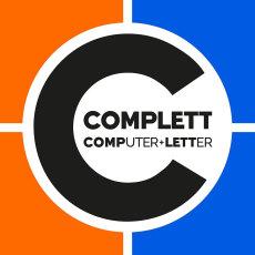 Logo - COMPLETT - COMPuter+LETTer
